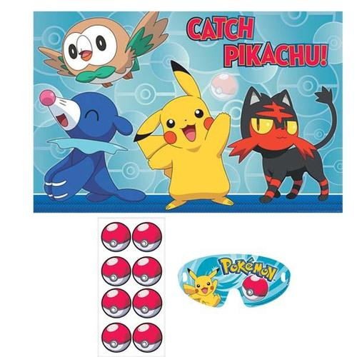 Pokemon Core Party Game - Amscan
