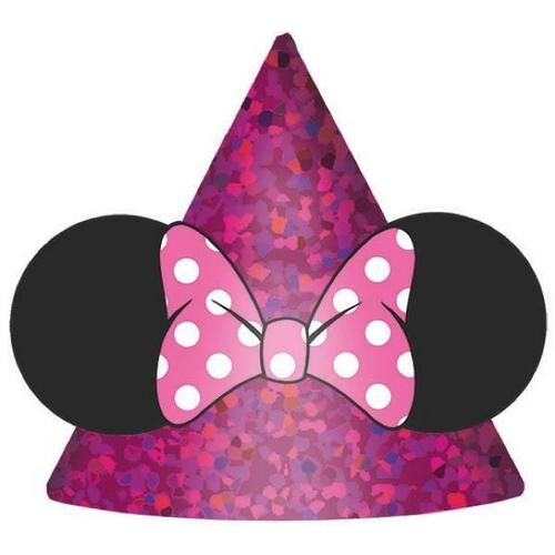 Minnie Mouse Hh Party Hat - Amscan