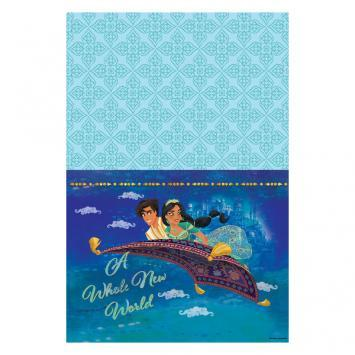 Aladdin Table Cover - Amscan