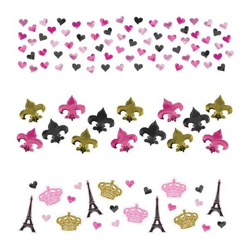 Day In Paris Confetti