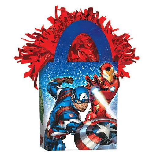 Avengers Epic Mini Tote Balloon Weight - Amscan