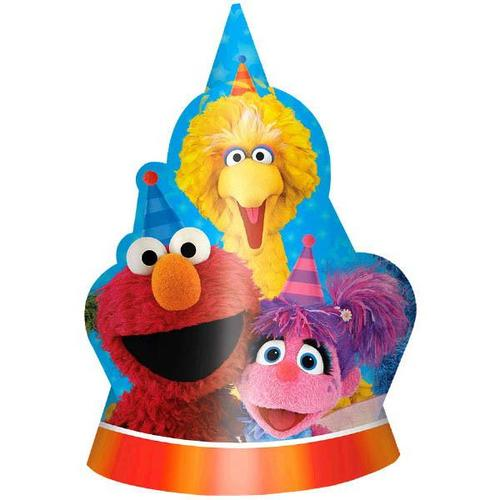 Sesame Street Party Hat - Amscan