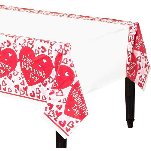 Be Mine Table Cover - Amscan