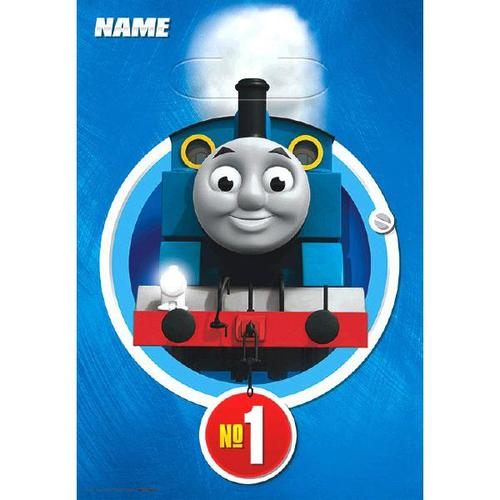 Thomas the Tank Engine Fld Loot Bag - Amscan