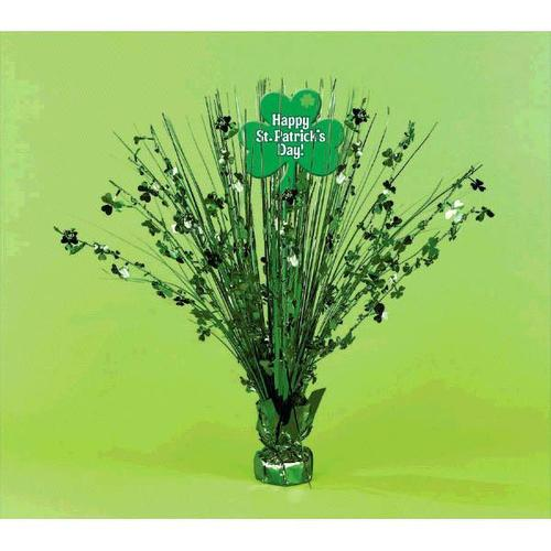 St Patrick's Day Spray Centerpiece - Amscan