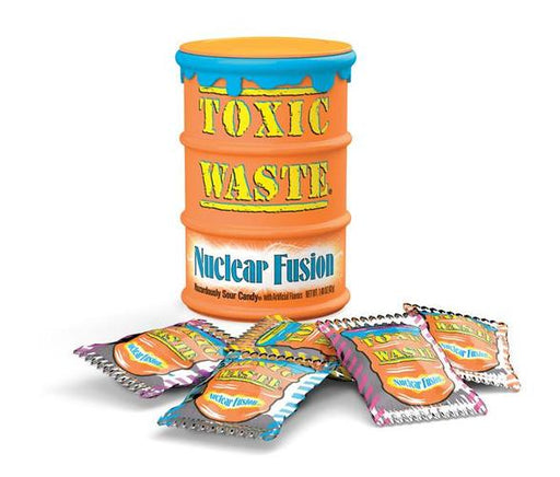 Toxic Waste Nuclear Fusion Drum 12/1.48oz