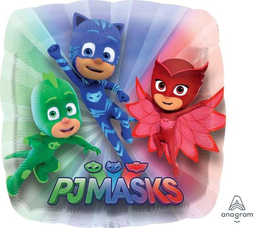 "Supershape Pj Masks 28"" Balloon - Anagram"