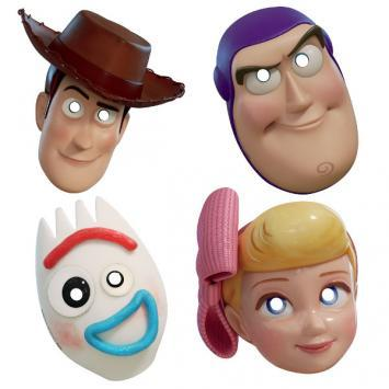 Toy Story 4 Masks 8ct - Amscan
