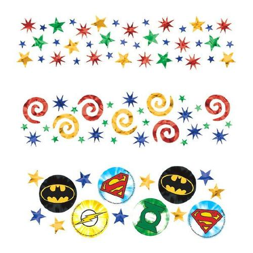 Justice League Confetti - Amscan