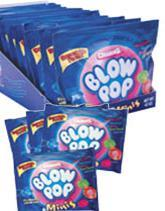 Blow Pop Mini 24/2oz - Charms Company