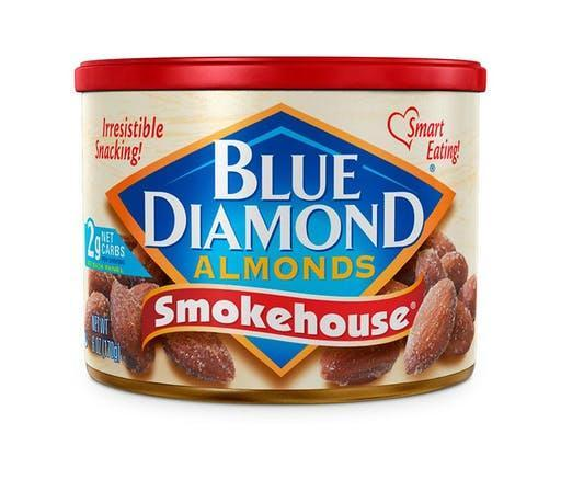 Almonds Smoke House 5lb - Blue Diamond Growers