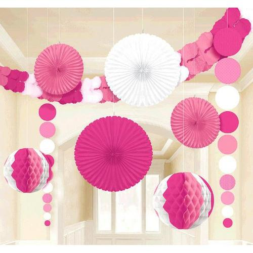 Baby Girl Decoration Kit - Amscan