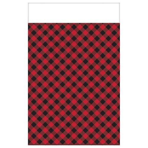 Little Lumberjack Birthday Table Cover - Amscan