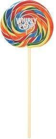 "Whirly Pop Rainbow 5.25"" 36/6oz"