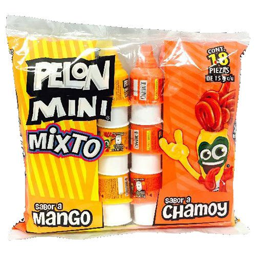 Pelon Mini Mixto 20/18 - Lorena