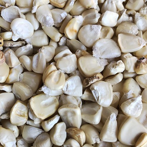 Maiz Pozolero Blanco (Dried White Corn)