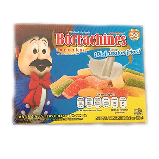 Borrachines Almohaditas 20/30 - Case - La Coculense