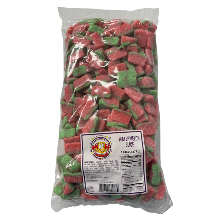 Moon Munchies Watermelon Slice 4/5lb - Case - Moon Munchies