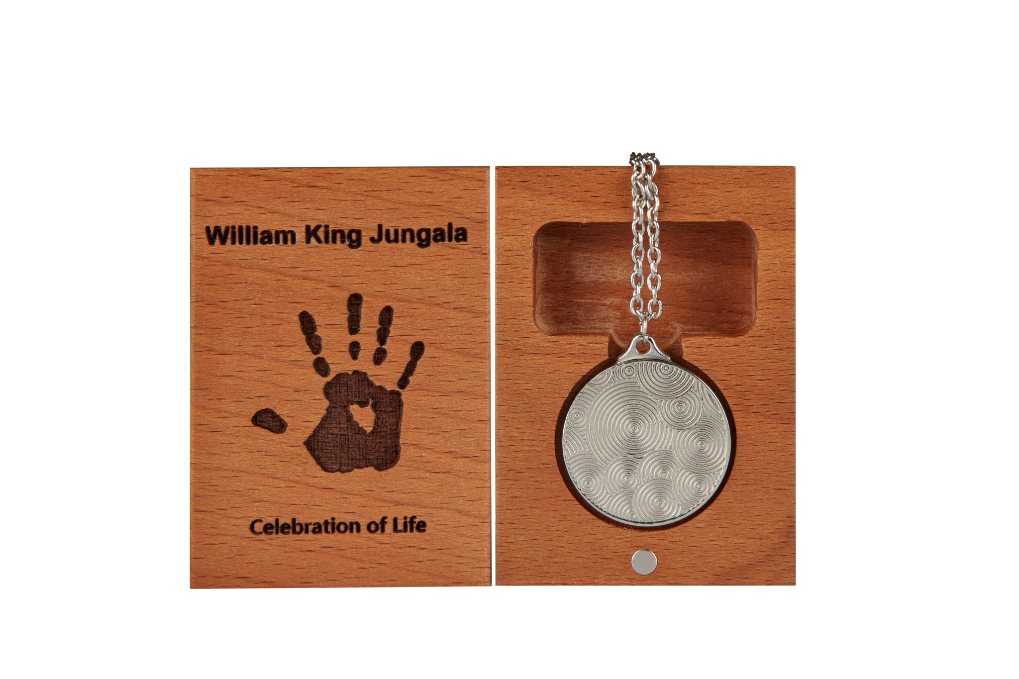 WK Pendant | Celebration of Life | 25mm