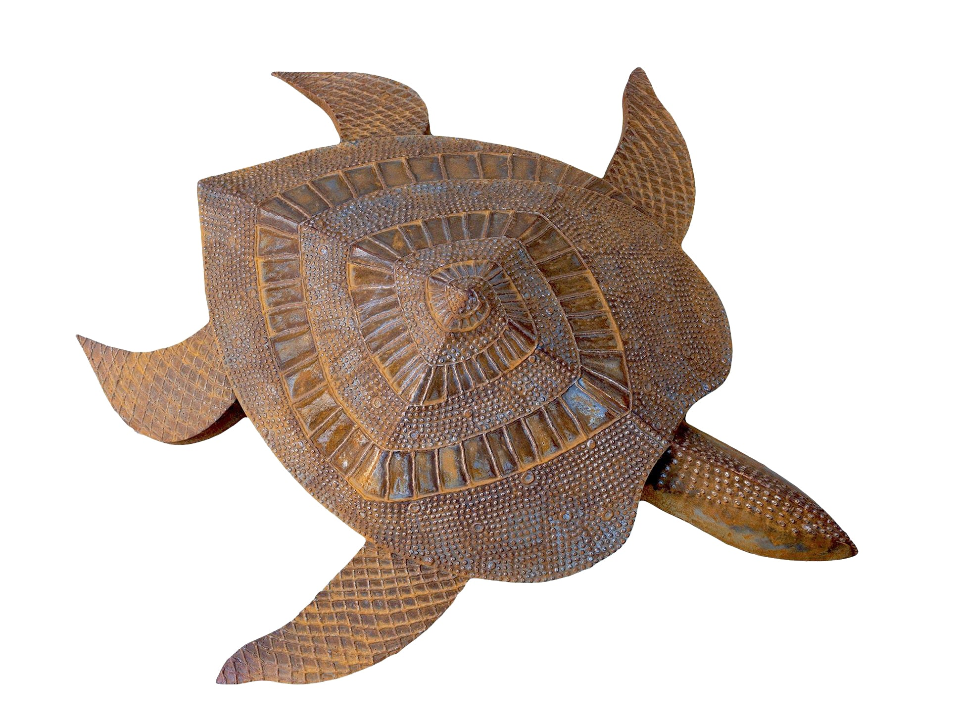 'Turtles'<br>Tarisse King<br>133x114x33cm