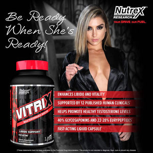 Nutrex Vitrix | Supplements Direct
