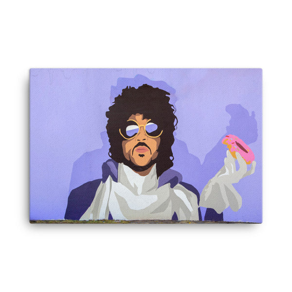 Prince MURAL Replica Canvas