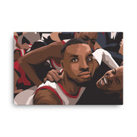 Dame Time Canvas