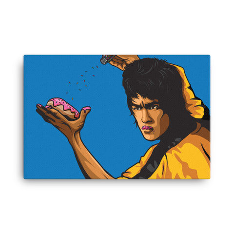Enter the Donut Canvas