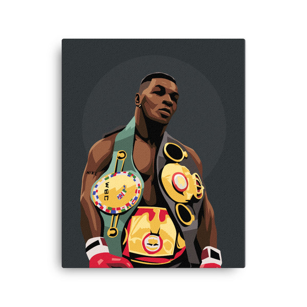 Iron Mike Canvas