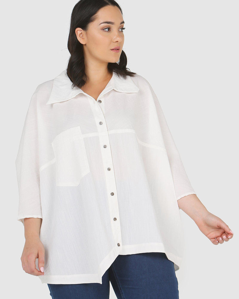 Horizons Oversized Shirt