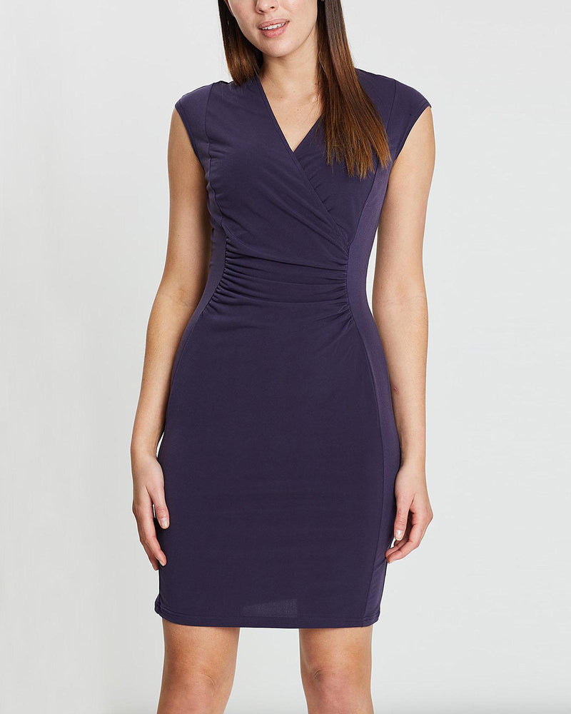 Fixed Wrap Dress