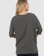 Twist Hem Top-Fashion Tops-Privilege-Lincoln St. Clothing