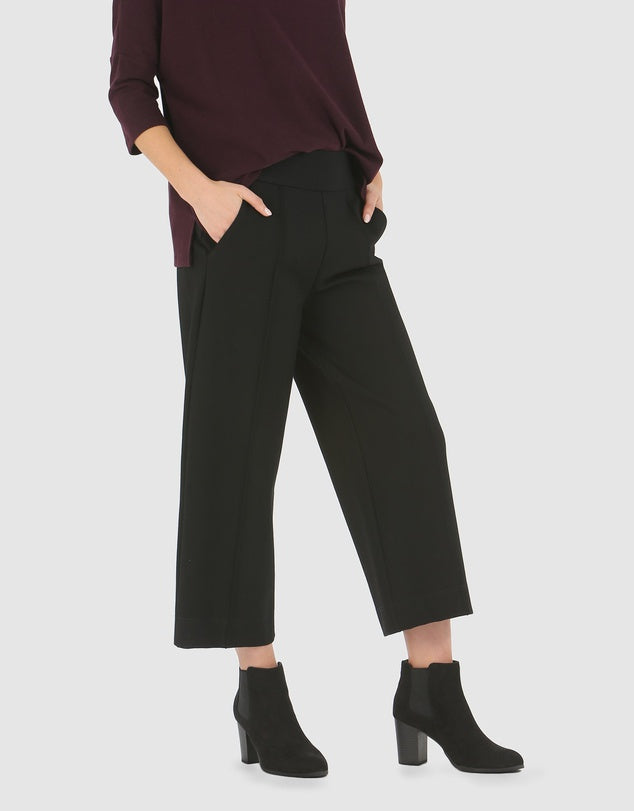 Wide Leg Pants-Pants-Privilege-Lincoln St. Clothing