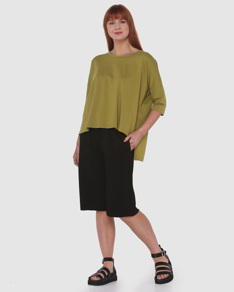 High Low Top-Fashion Tops-Lincoln St-Lincoln St. Clothing