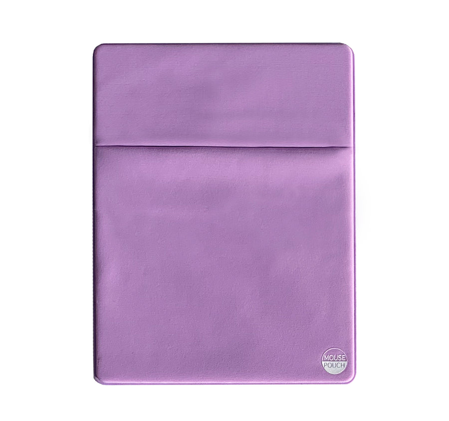 Mouse Pouch Original | Purple