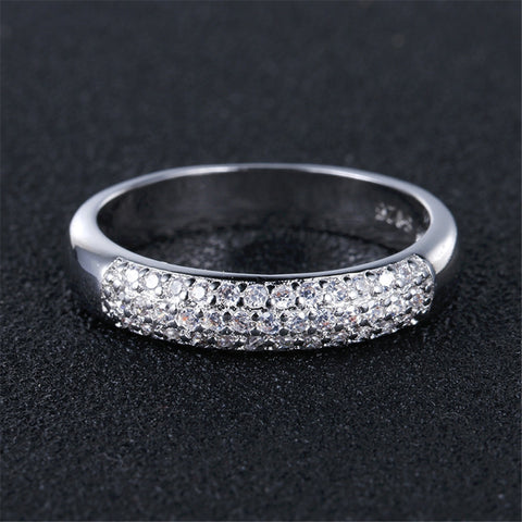 Luxury & Elegant | Silver Ring for Women