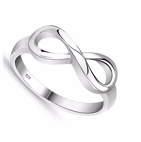 Pure Silver | Infinty Ring | Love Forever