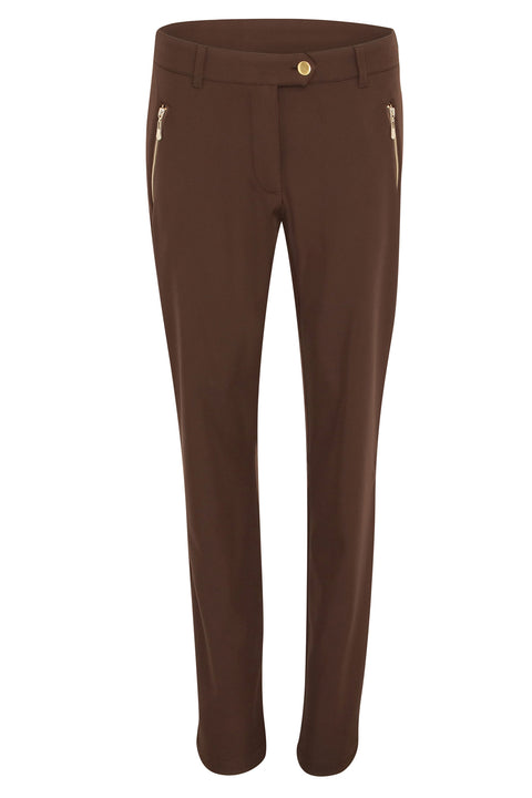 Alexandra Windstopper Trouser | Coffee Bean