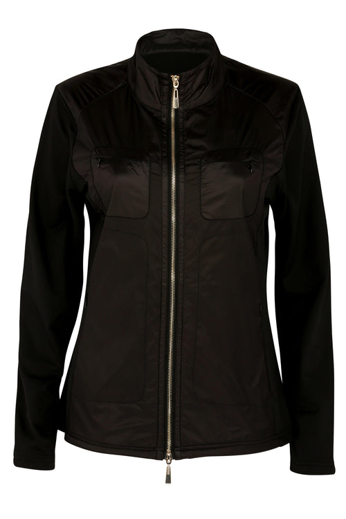 Angelica Jacket | Black