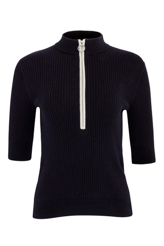 Grace Roll Neck | Macademia