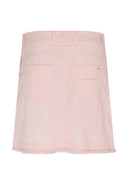 Corfu Cotton Satin Skort