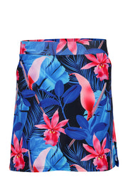 Flamingo Beach Skort