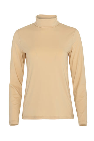 Grace Roll Neck | Mellow Gold