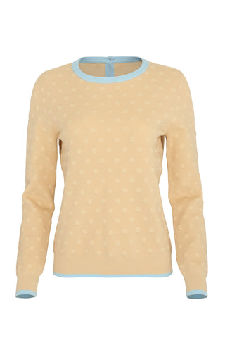 Forget Me Not Technical Cardigan