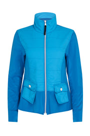 Lucia Jacket - Royal Blue