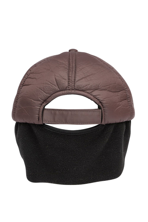 Madeline Fleece Hat | Coffee Bean