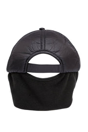 Madeline Fleece Hat | Black