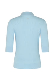 Monterey Cotton Zip Polo