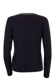 Pelican Sweater | Navy