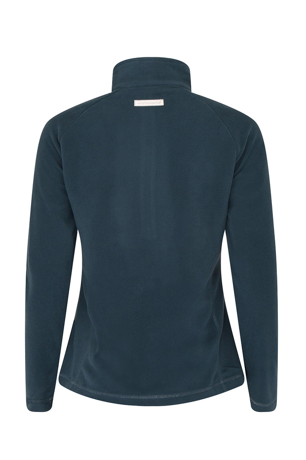 Sofia 1/4 Zip Fleece Over Layer | Aegean